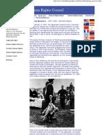20th Century Genocides las masacres en nanking china