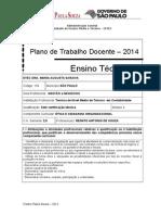 Planejamento Docente 2-2014 - ECO- Contabilidade