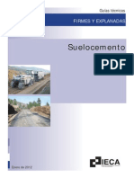 Ft Suelocemento in Situ