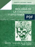 Humberto Maturana R.Biología de la cognición y epistemología -.pdf