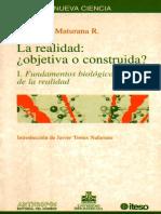 Humberto Maturana-La realidad. objetiva o construida.pdf