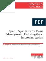 Space Capibilities Management