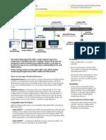 Liebert SN Sensor Brochure; (R11-10); (SL-52400)