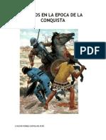 Yauyos en La Epoca de La Conquista
