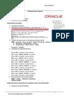 Laboratorio Intro Oracle