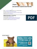 First Principle Studies on Graphene FET