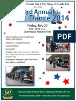 Franklin Park Street Dance