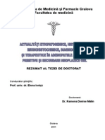 Adenopatii neoplaziceorl