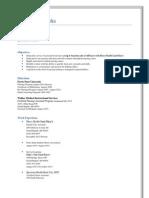audra brooks resume portfolio 2