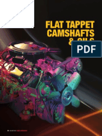Camshafts and Oil