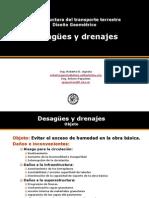 Notas DG 5 Drenaje