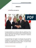 Protocolo Diplomatico