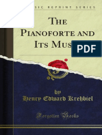 Krehbiel - The Pianoforte and Its Music
