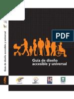 Guia de Diseño Accesible y Universal - I y II Parte- Version PDF