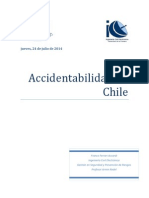 Accidentabilidad en Chile