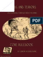 Tombs & Terrors Fantasy Role Playing