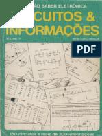Circuitos & Informações Coleção Saber Eletrônica