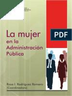 La Mujer en La Administración Pública