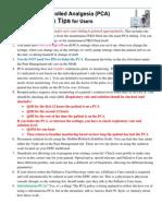 pca tip sheet v2