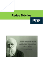 Redes Moviles