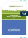 Guidelines and Performance Benchmarks_2009