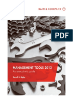 Bain Management Tools 2013