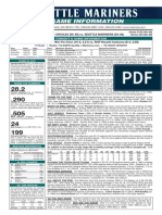 07.24.14 Game Notes
