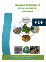 impactosambientalesdelamineriaencolombia-120103143728-phpapp01