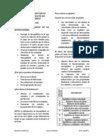 Metodos y Criterios Para El Equilibrio Mecanico de Los Rotores Flexibles