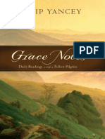 Grace Notes by Philip Yancey, December Preview