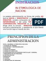administracion presentacion gaes 2