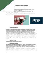 Clasificacion de Los Materiales Dentales Miuriel