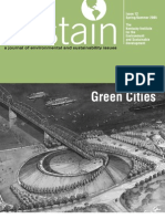 Sustain12 Green.cities