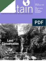 Sustain14 Land.conservation