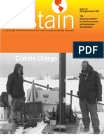 Sustain16 Climate Change