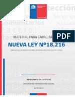 157876770 Material Para Capacitacion Ley 18216 Modificaciones Ley 20603