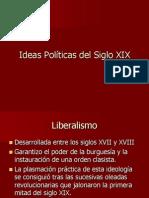Ideologías Del Siglo XIX