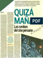 El Cine Peruano Actual - Día 1 El Comercio / 2014