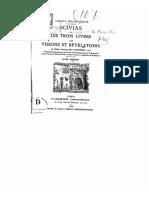 16817145 Hildegard de Bingen Les Trois Livres Des Visions Scivias