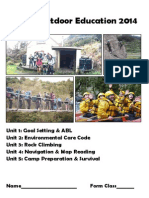 9ode course outline 2014
