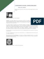 Protocolos Tomografia Axial Computarizada