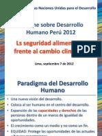 UNALM Seminario Santacruz