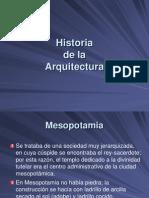historiade la arquitectura