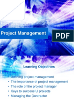 Lecture 1 - Project Management v1