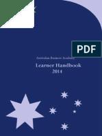 Learner Handbook 20014 v1.0 (1)