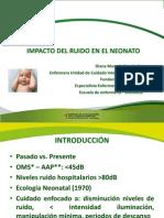 05_impacto Del Ruido en El Neonato