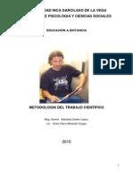 Metodologia Trabajo Cientifico