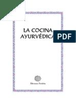 Cocina Ayurveda