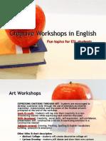 Creative Workshop Presentation (2 Convert) - Copy