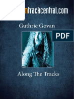 GUTHRIE GOVAN - ALONG THE TRACKS
